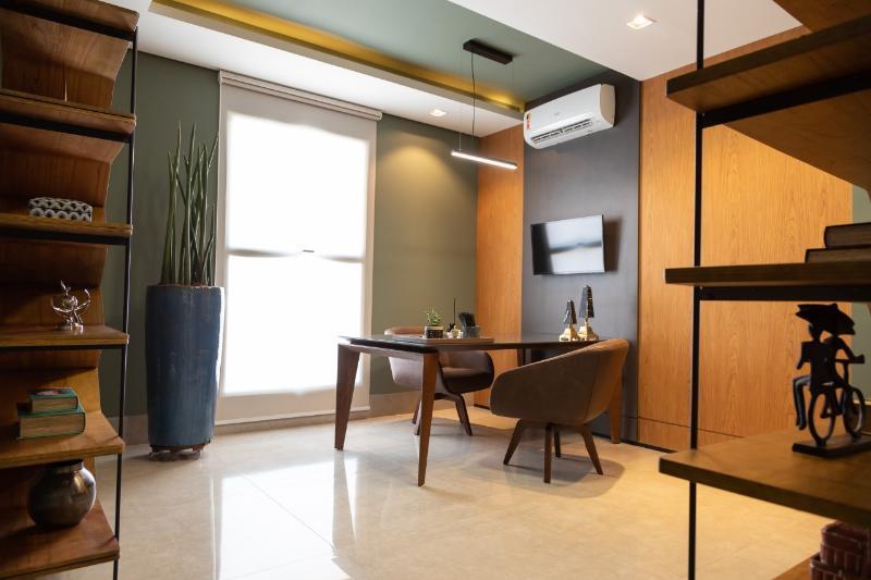 Apartamento  com 4 quartos sendo 4 Suítes no Jardim Riva II, Primavera do Leste  - MT