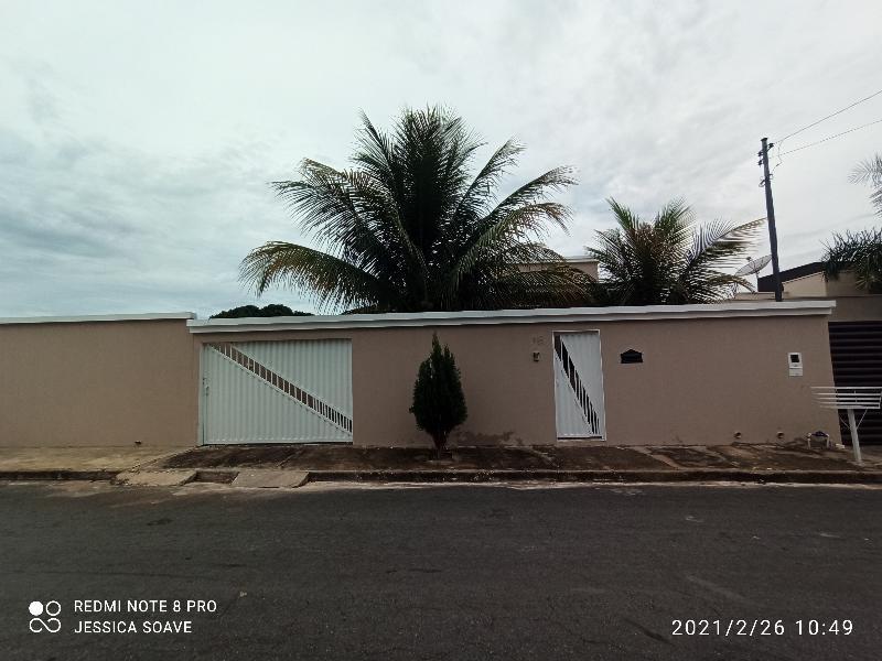 Casa  com 3 quartos no Jardim Serra das Flores, Primavera do Leste  - MT