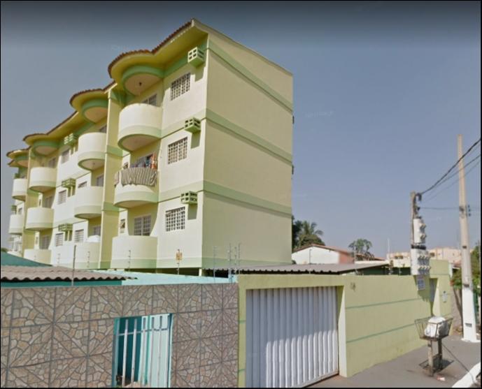 Apartamento  com 2 quartos no Centro, Várzea Grande  - MT