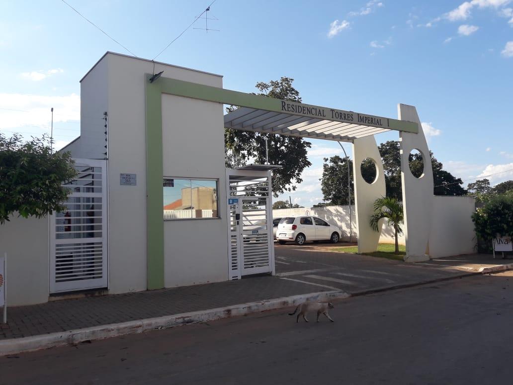 Apartamento  com 2 quartos no Jardim Imperial II, Cuiabá  - MT