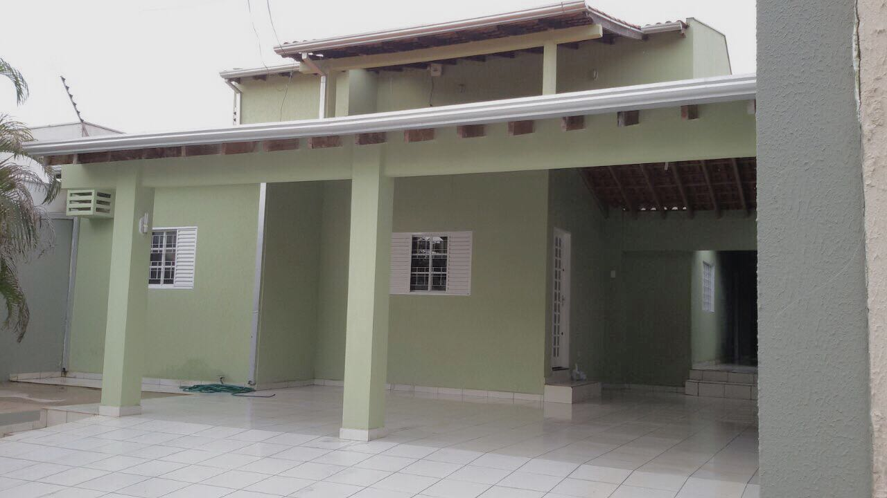 Casa  com 3 quartos sendo 1 Suíte no Santa Cruz, Cuiabá  - MT