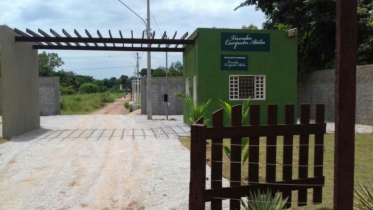 Terreno Cond. Fechado  no Zona Rural, Cuiabá  - MT