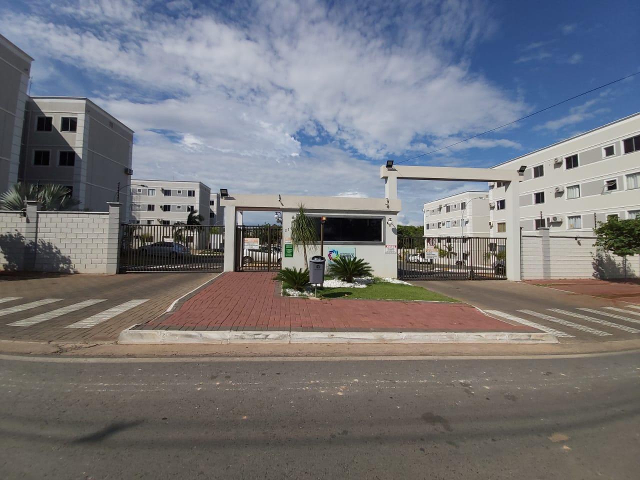 Apartamento  com 2 quartos no Boa Esperança, Cuiabá  - MT