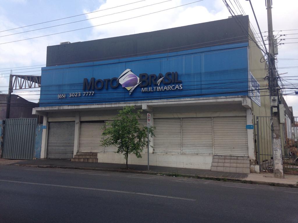 Barracão  no Dom Aquino, Cuiabá  - MT