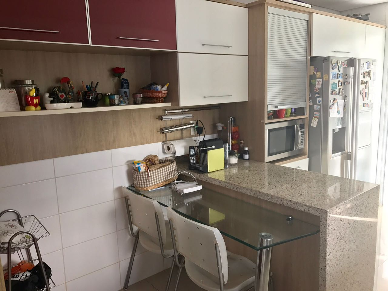 Casa Cond. Fechado  com 3 quartos sendo 3 Suítes no JARDIM ITALIA, Cuiabá  - MT