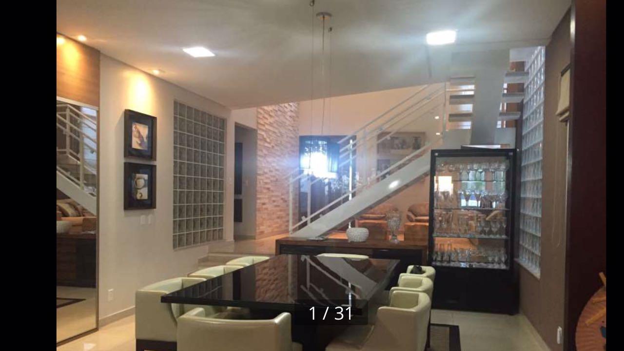 Casa Cond. Fechado  com 3 quartos no JARDIM ITALIA , Cuiabá  - MT