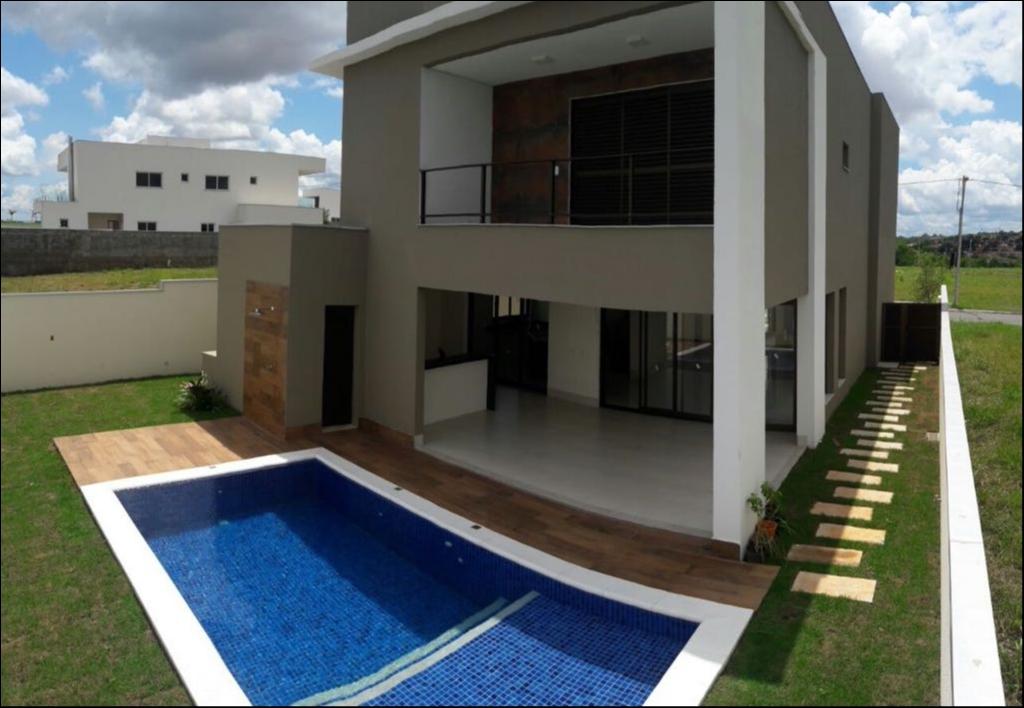 Casa Cond. Fechado  com 3 quartos sendo 3 Suítes no FLORAIS DO VALE, Cuiabá  - MT