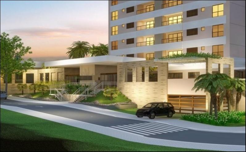 Apartamento  com 3 quartos sendo 3 Suítes no JARDIM TROPICAL, Cuiabá  - MT