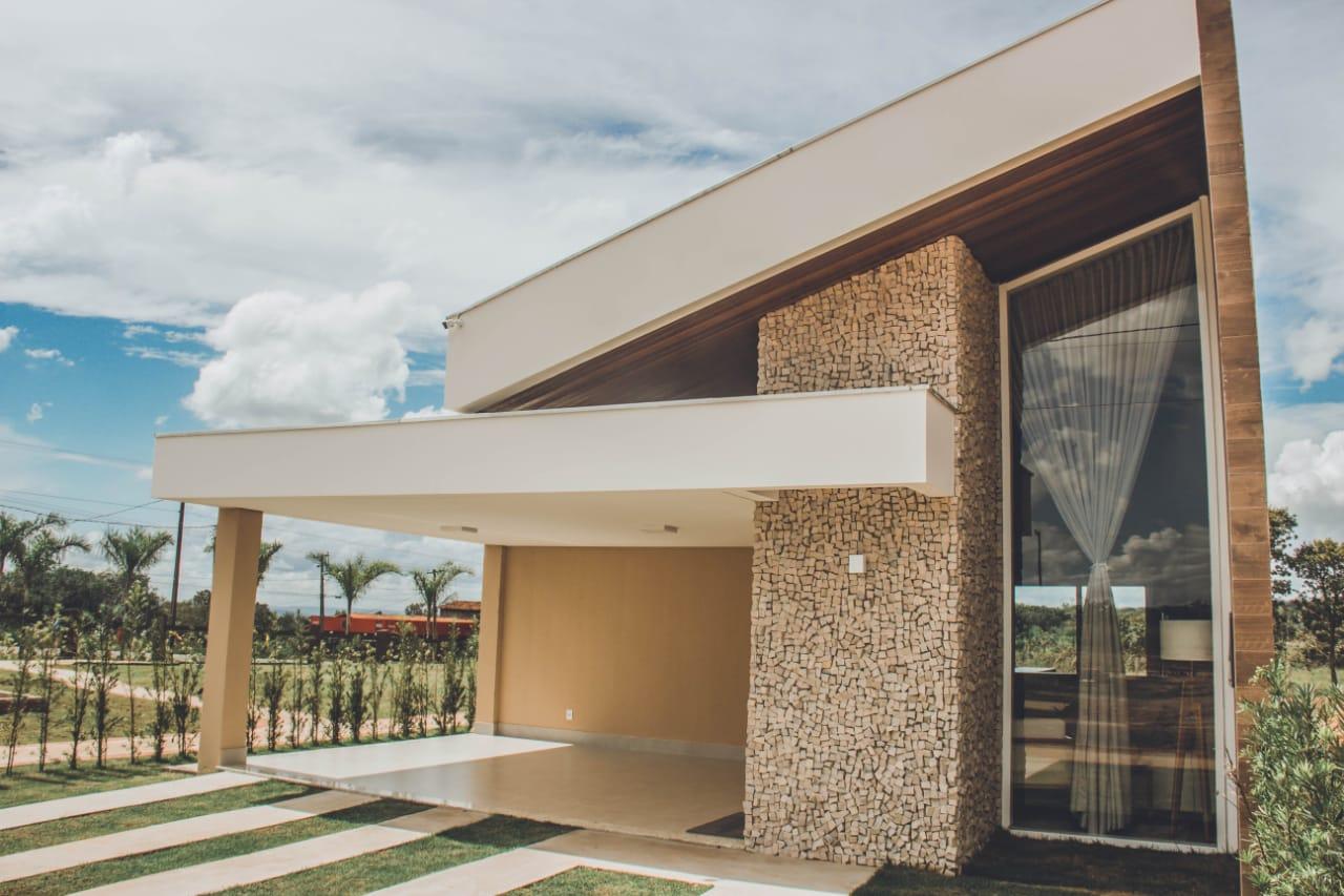 Casa Cond. Fechado  com 3 quartos sendo 12 Suítes no ALDEIA VELHA, Chapada dos Guimarães  - MT