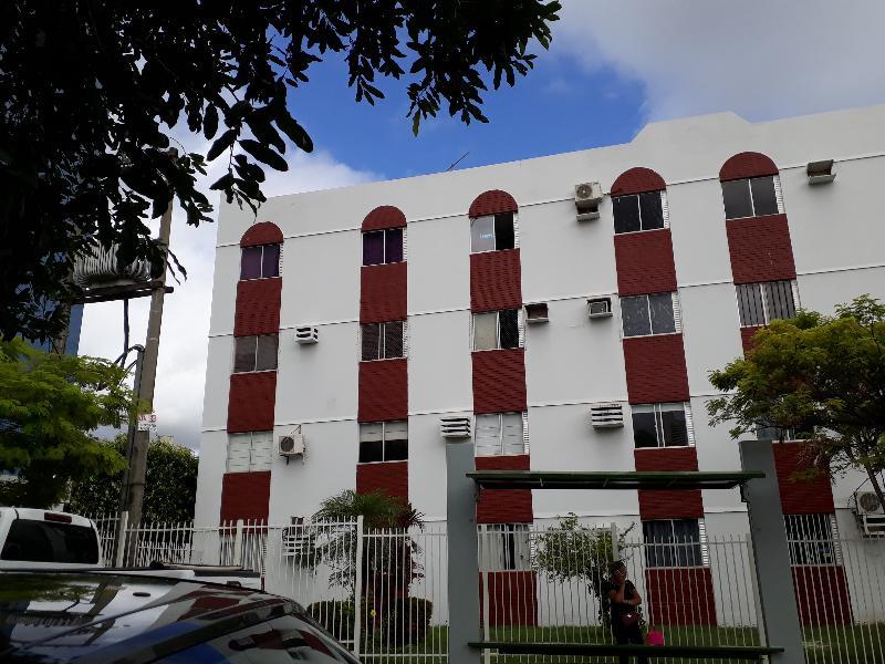 Apartamento  com 2 quartos no Quilombo, Cuiabá  - MT