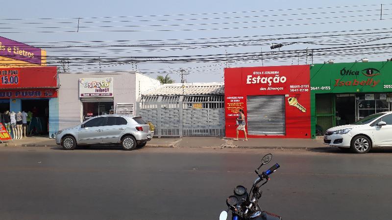 Casa  com 3 quartos sendo 2 Suítes no CPA II, Cuiabá  - MT
