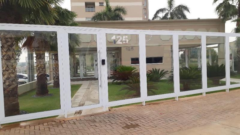 Apartamento  com 4 quartos sendo 4 Suítes no Jardim Ubirajara, Cuiabá  - MT
