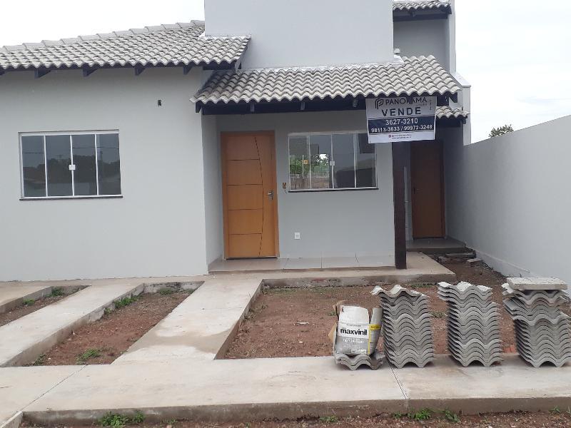 Casa Cond. Fechado  com 1 quarto sendo 1 Suíte no Distrito Industrial, Cuiabá  - MT
