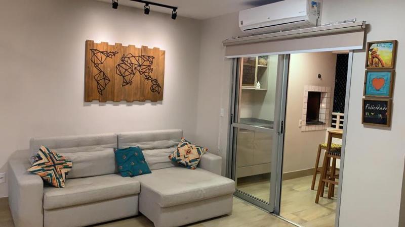 Apartamento  com 2 quartos sendo 1 Suíte no Duque de Caxias II, Cuiabá  - MT