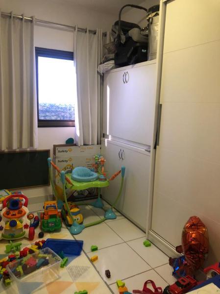 Apartamento  com 3 quartos sendo 1 Suíte no Santa Marta, Cuiabá  - MT