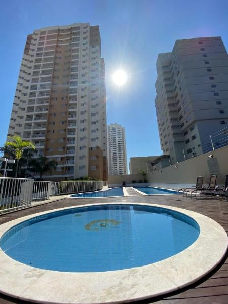 Apartamento  com 2 quartos sendo 1 Suíte no Jardim Mariana, Cuiabá  - MT