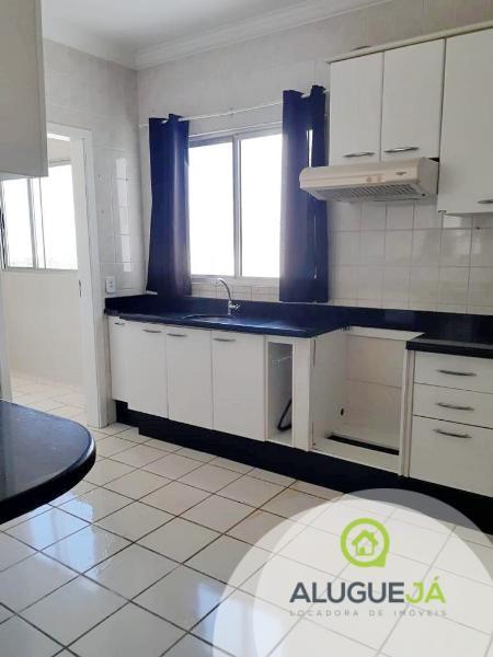 Apartamento                               com 2 quartos sendo 1 Suíte no Araes, Cuiabá  - MT