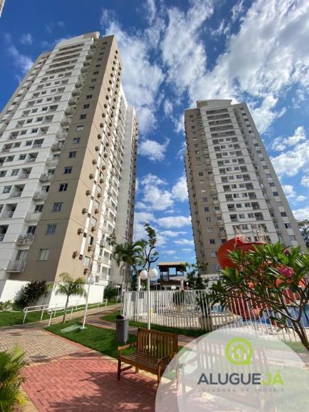 Apartamento  com 3 quartos sendo 1 Suíte no Jardim California, Cuiabá  - MT