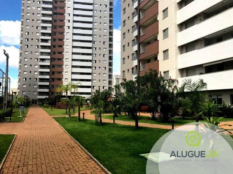 Apartamento  com 2 quartos sendo 1 Suíte no Jardim Aclimação, Cuiabá  - MT