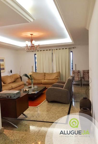 Apartamento  com 5 quartos sendo 5 Suítes no Jardim Aclimação, Cuiabá  - MT