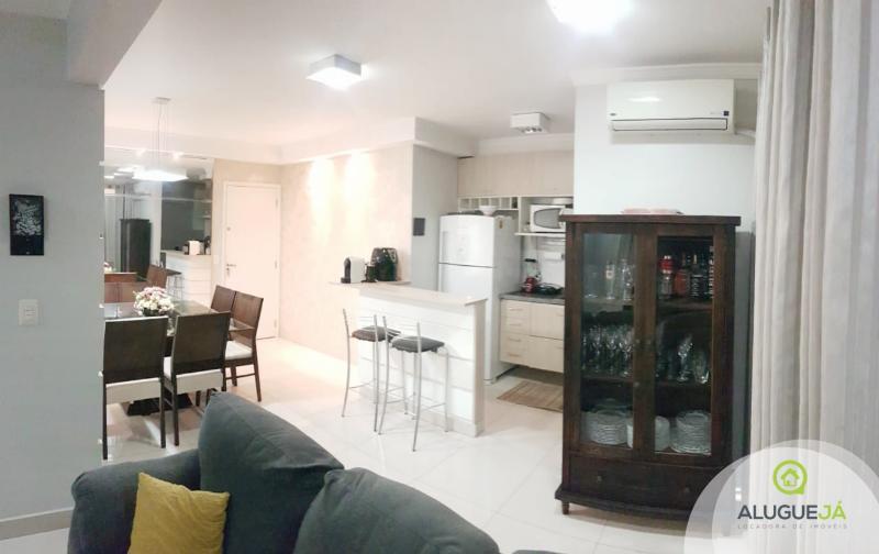 Apartamento  com 2 quartos sendo 1 Suíte no Canjica, Cuiabá  - MT