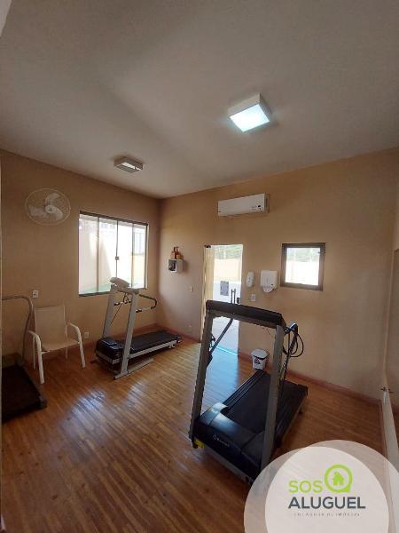 Apartamento  com 4 quartos sendo 4 Suítes no Quilombo, Cuiabá  - MT