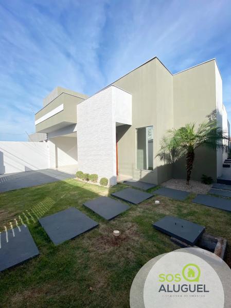 Casa  com 3 quartos sendo 1 Suíte no Jardim Italia, Cuiabá  - MT
