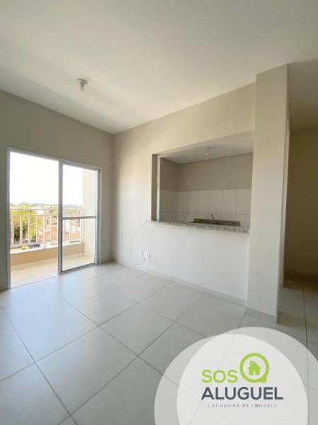Apartamento  com 2 quartos no Jardim das Palmeiras, Cuiabá  - MT