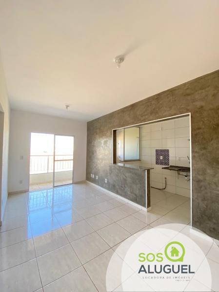 Apartamento                               com 2 quartos no Jardim Imperial 2, Cuiabá  - MT