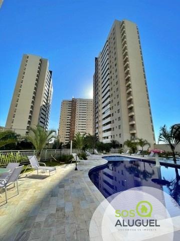 Apartamento  com 2 quartos sendo 1 Suíte no Jd. AclimaÇÃo, Cuiabá  - MT