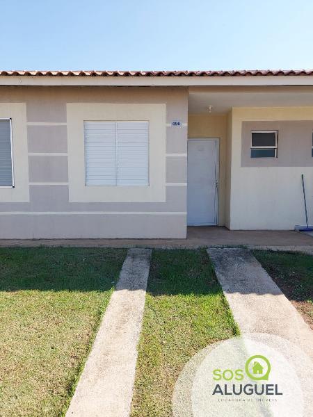 Casa                               com 2 quartos no Jardim Imperial, Cuiabá  - MT