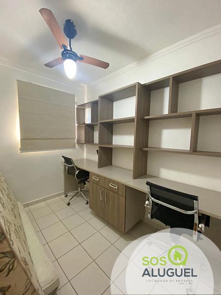 Apartamento  com 3 quartos sendo 1 Suíte no Boa Esperança, Cuiabá  - MT