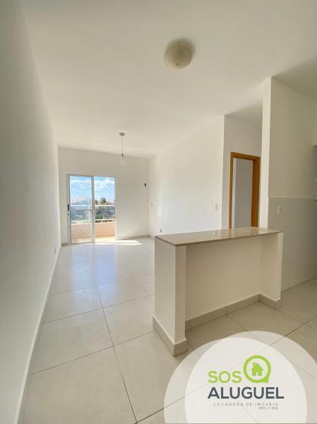 Apartamento                               com 1 quarto no Ribeirao da Ponte, Cuiabá  - MT