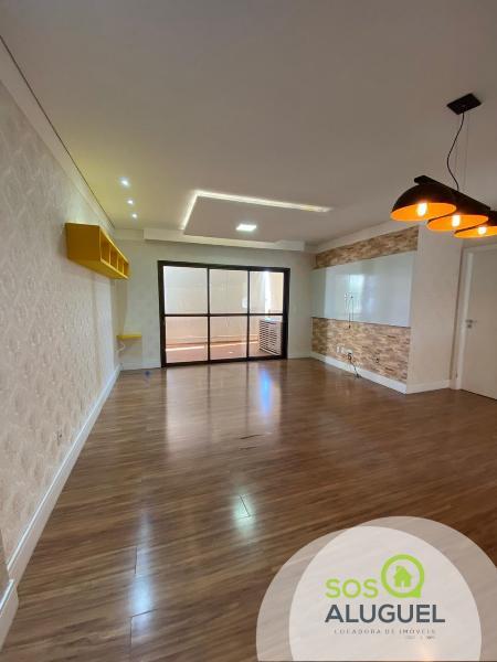 Apartamento  com 3 quartos sendo 3 Suítes no Jardim Eldorado, Cuiabá  - MT