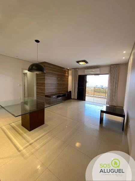 Apartamento  com 3 quartos sendo 3 Suítes no Parque Eldorado, Cuiabá  - MT