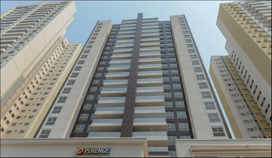 Apartamento com 3 quartos sendo 3 suites no JARDIM DAS AMERICAS em Cuiabá MT 278 10010