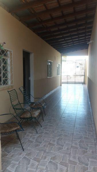 Casa  com 3 quartos sendo 1 Suíte no CPA III, Cuiabá  - MT
