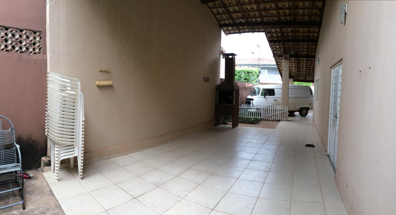 Casa  com 3 quartos sendo 1 Suíte no CPA 2, Cuiabá  - MT