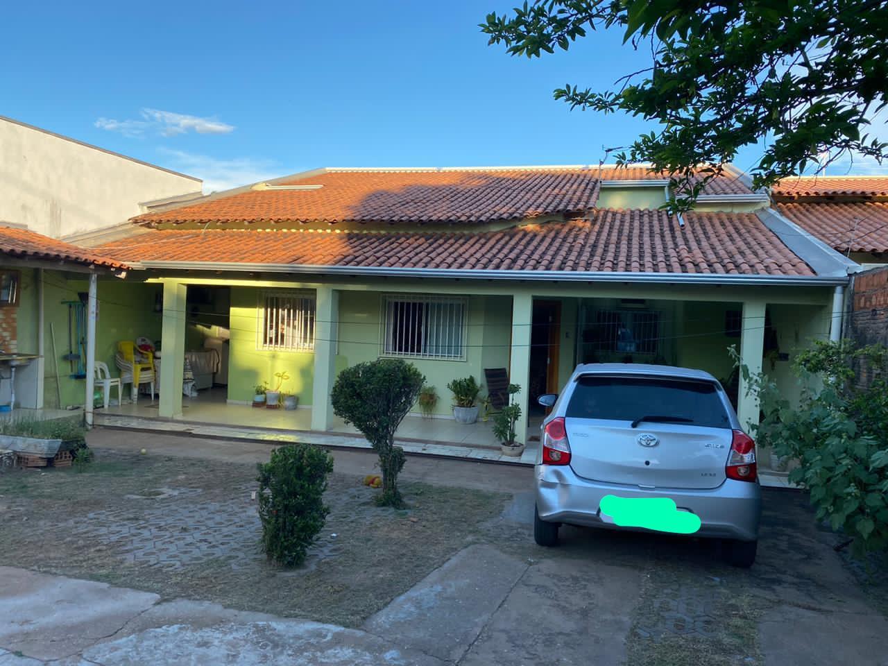 Casa  com 2 quartos sendo 1 Suíte no Morada do Ouro 2, Cuiabá  - MT
