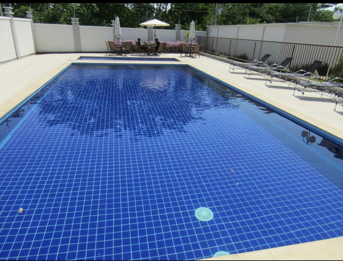Apartamento                           com 2 quartos sendo 1 Suíte no Condomínio Chácara dos Pinheiros, Cuiabá  - MT