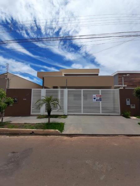 Casa  com 2 quartos no Parque Residencial Buriti, RondonÓpolis  - MT