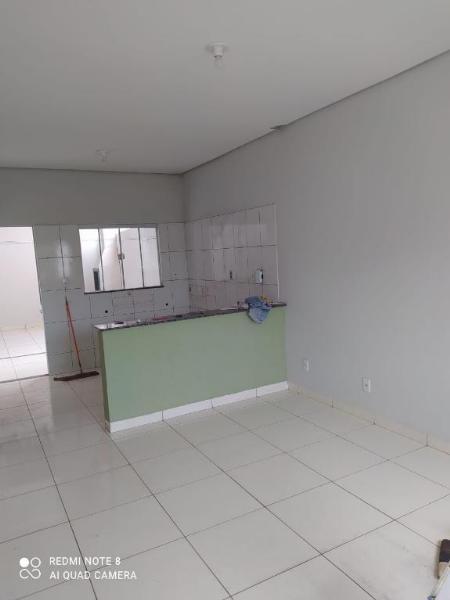 Casa  com 2 quartos no Jardim Belo Horizonte, RondonÓpolis  - MT