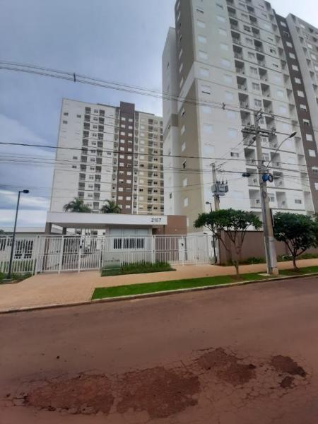 Apartamento  com 2 quartos sendo 1 Suíte no Jardim Belo Horizonte, RondonÓpolis  - MT