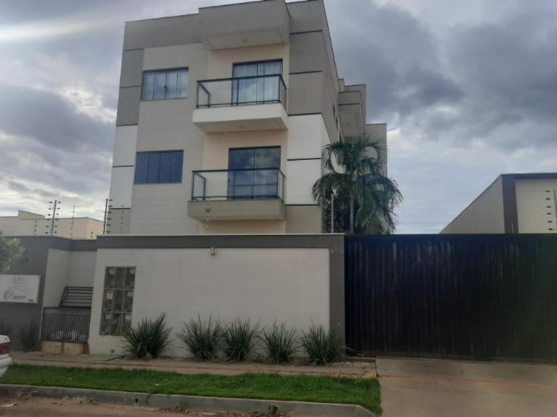 Apartamento  com 2 quartos sendo 1 Suíte no Residencial Granville I, RondonÓpolis  - MT