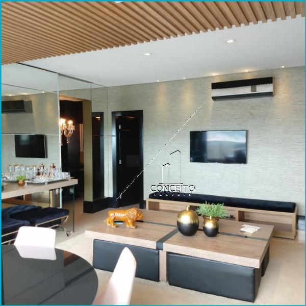 Apartamento  com 3 quartos sendo 1 Suíte no Edificio Jardim das Americas, Cuiabá  - MT