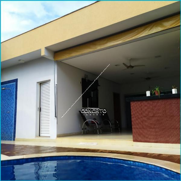 Sobrado  com 3 quartos sendo 3 Suítes no Belvedere, Cuiabá  - MT