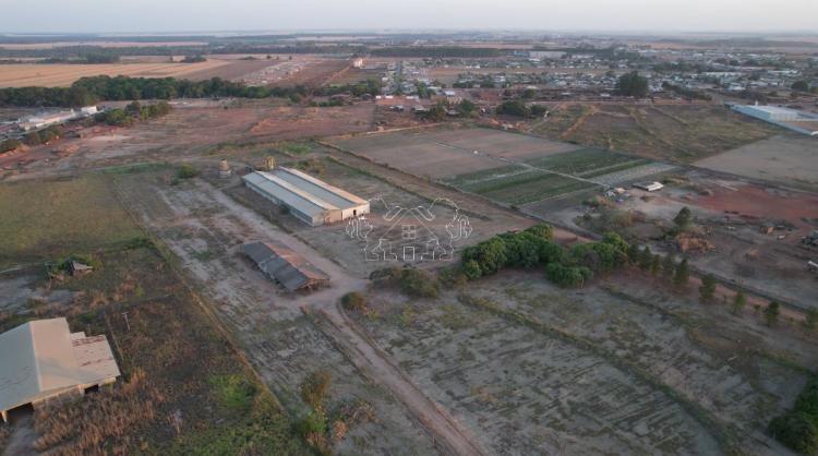 Barracão  no Terra Rica, Sinop  - MT