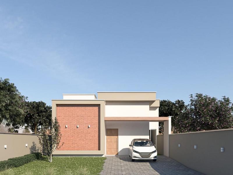 Casa  com 2 quartos no Residencial Panamby, Sinop  - MT
