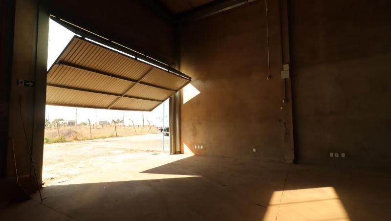 Barracão  no Setor Industrial, .  - MT