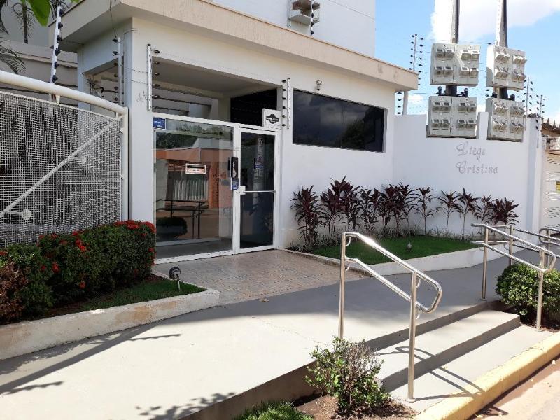 Apartamento  com 3 quartos sendo 1 Suíte no Boa Esperanca, Cuiabá  - MT